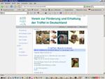 Umwelt & Ökologie: Ahrtrüffel e.V. - Verein zur Förderung und Erhaltung der Trüffel in Deutschland